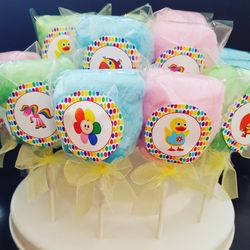 Babys 1st TV party favors
