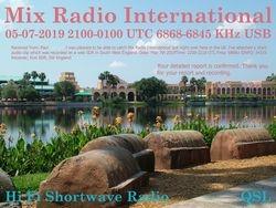 Mix Radio Int