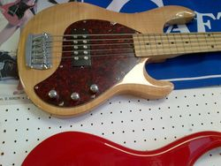 Crafter Bass 5 string Guitar