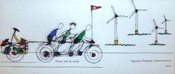 Opening windpark Westermeerwind