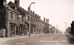 Kings Hill, Wednesbury. 1950s.