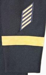 Major General. Engineer, Dress Blues: