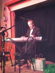 J.j. Sheridan on Piano Solo