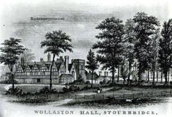 Wollescote, Stourbridge. c1811.