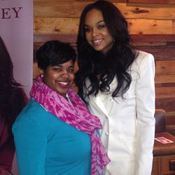 Demetria McKinney attend CIAA Women Empowerment Brunch