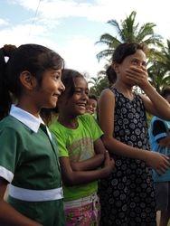 Kids in the village