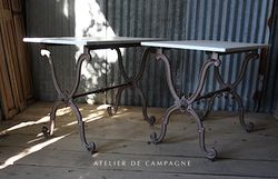 #27/116 BOUCHERIE TABLES A -B