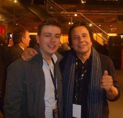 Daniel and Chris Montez