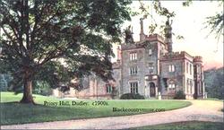 Priory Hall, c1913.