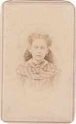 CDV - Unknown - Identified as Alice