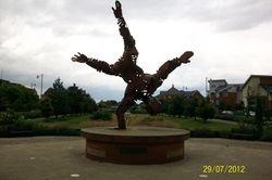 Handstand - Ravenswood Estate