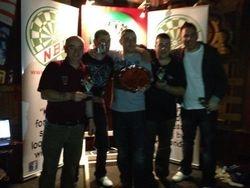 Charity Night Winners