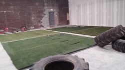 New life for and old football field