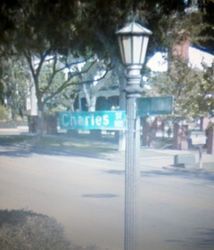 """Charles"" St. Named after Charley"