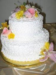 Bride's Cake 2