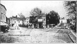 The Old Toll house.c1880s