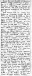 Grubb, Isaac B. 1946