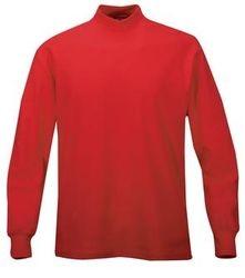 Mockneck T-shirt