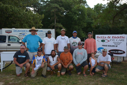 2017 State Team Anglers