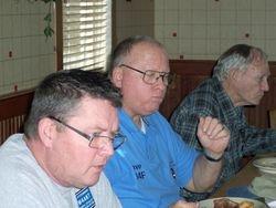 Alan W4ANT, Dave NJ4F, Ted K7OM