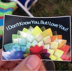 Volunteer's Sticker Creation