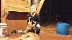 ty young first buck