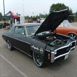 1969 Chey Impala