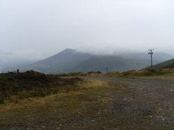 The mist desends.