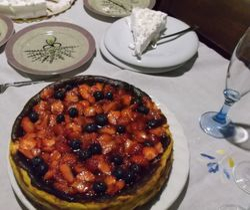Real Italian Cheesecake