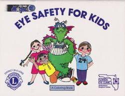 ESFK Program Childrens Coloring Book