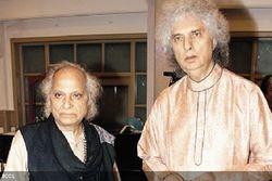 Pandit Jasraj and Shiv Kumar Sharma