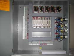 fuel system controller