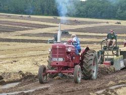 IH McCormick Super BWD tractor pulling