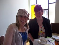 Ladies Tea 2012