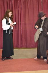 Nellie Bly (Caley L) and Immigrant (Jacob S)