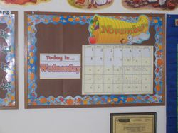 Our Circle Time Bulletin Board