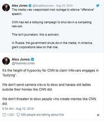 Alex Jones Demands Right to Congressional Hearing 04