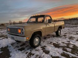 15. 78 Dodge truck