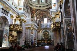 Cathedral in Ljubljana Slovenia