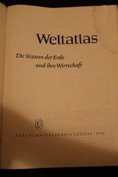 Vokiskas atlasas. Kaina 16 Eur.