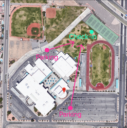 Silverado Tournament Parking