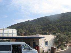 Al pie del Monte Tabor