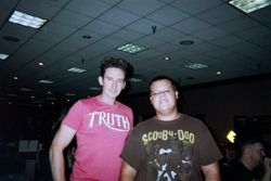 Eric and Dustin Pari(GH&GHI)