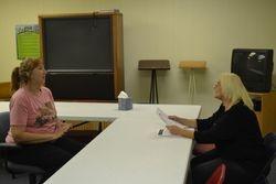 Mock Job Interviewing