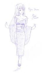 Shizuru_in_Kimono_by_l3ubuzukez
