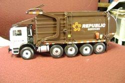 republic 5 axle frontload