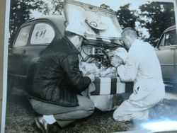 1959 Fiat Trokey and Carlson