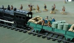 Defending the Train