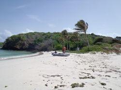Baradel island