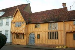 Lavenham - Little Hall